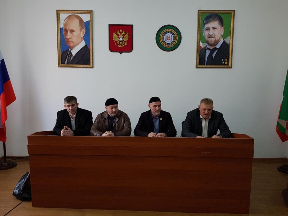 Обучающий семинар для общественных наблюдателей прошел в Итум-Калинском районе